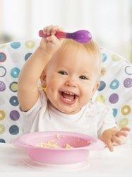 תזונה נכונה לתינוקות